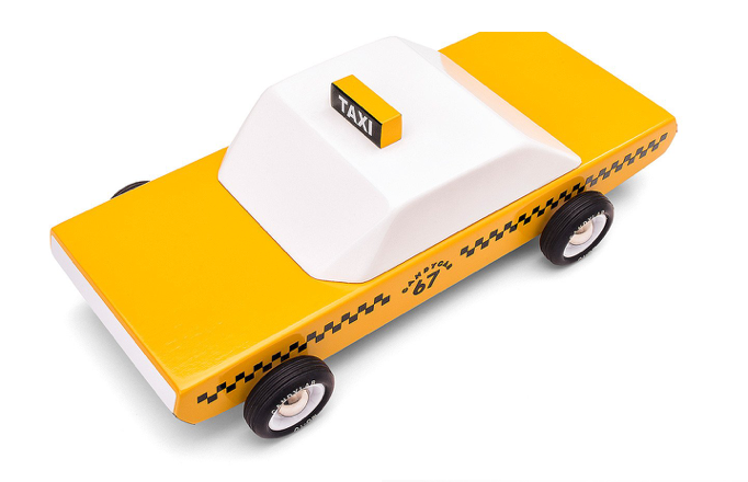 Candycab Wooden Toy - WORLD OF MONOKROME