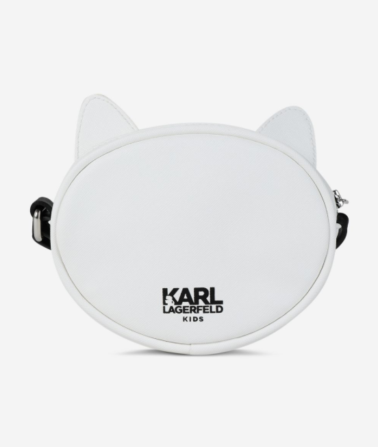 Karl Lagerfeld Pouchette Purse - WORLD OF MONOKROME
