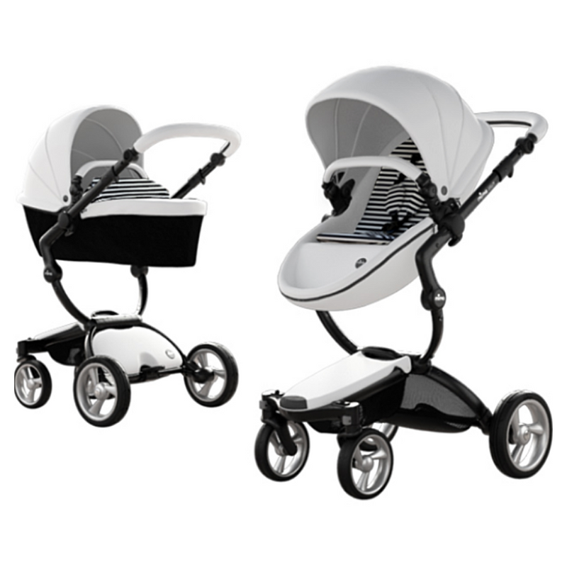 Complete Stroller Kit - WORLD OF MONOKROME