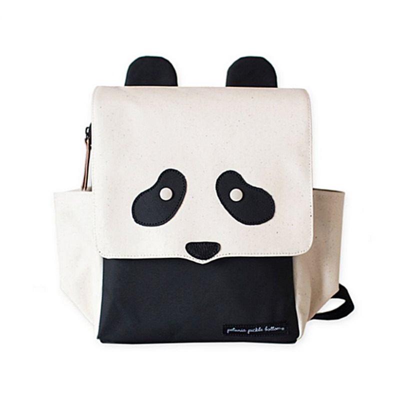 Panda Mini Backpack - WORLD OF MONOKROME