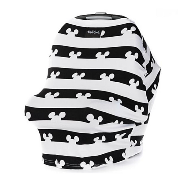 5-in-1 Disney Mickey Ears Cover - WORLD OF MONOKROME