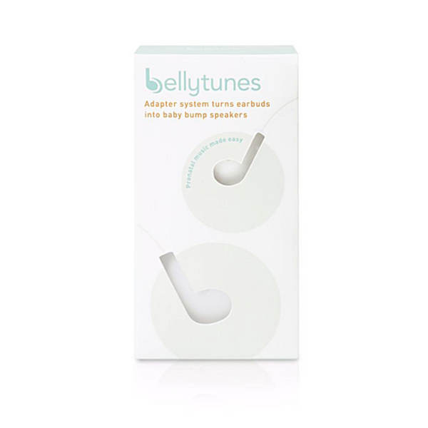 Belly Tunes Headphones - WORLD OF MONOKROME
