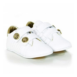 Medusa Sneaker Crib Shoe - WORLD OF MONOKROME