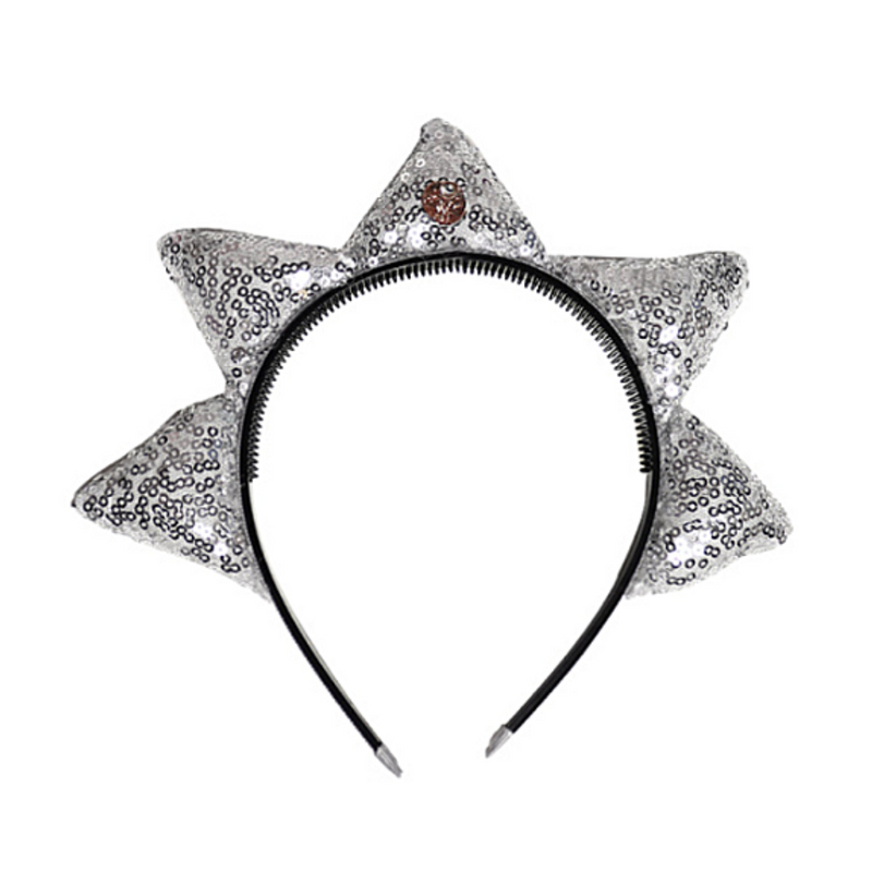 Diva Crown Headband - WORLD OF MONOKROME