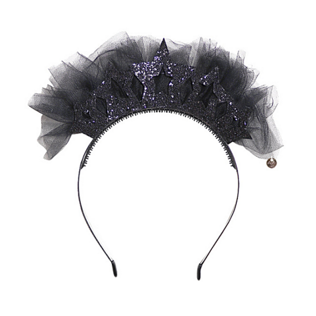 Princess Headband Black