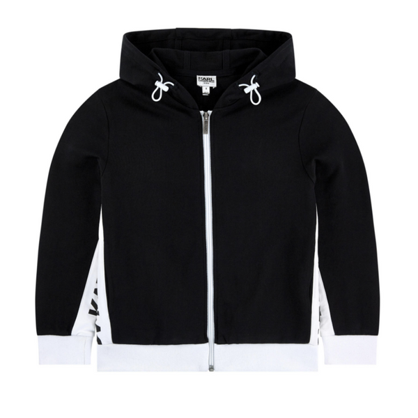 Logo Tracksuit Jacket - WORLD OF MONOKROME