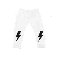 Thunder Bolt Legging - WORLD OF MONOKROME