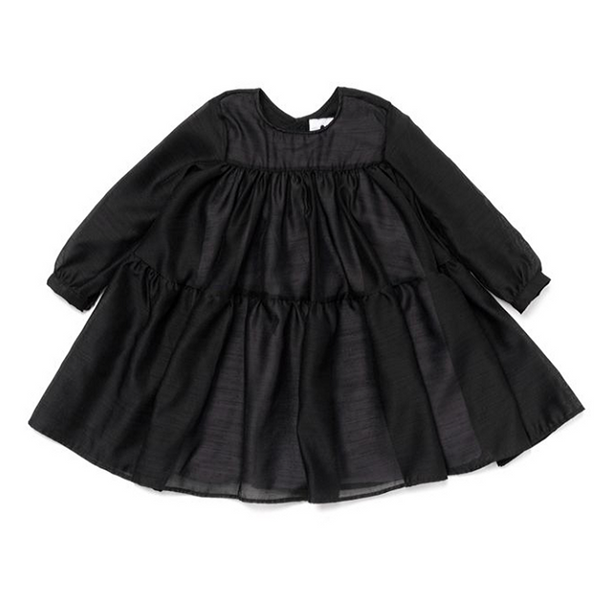 Viola Party Dress - WORLD OF MONOKROME