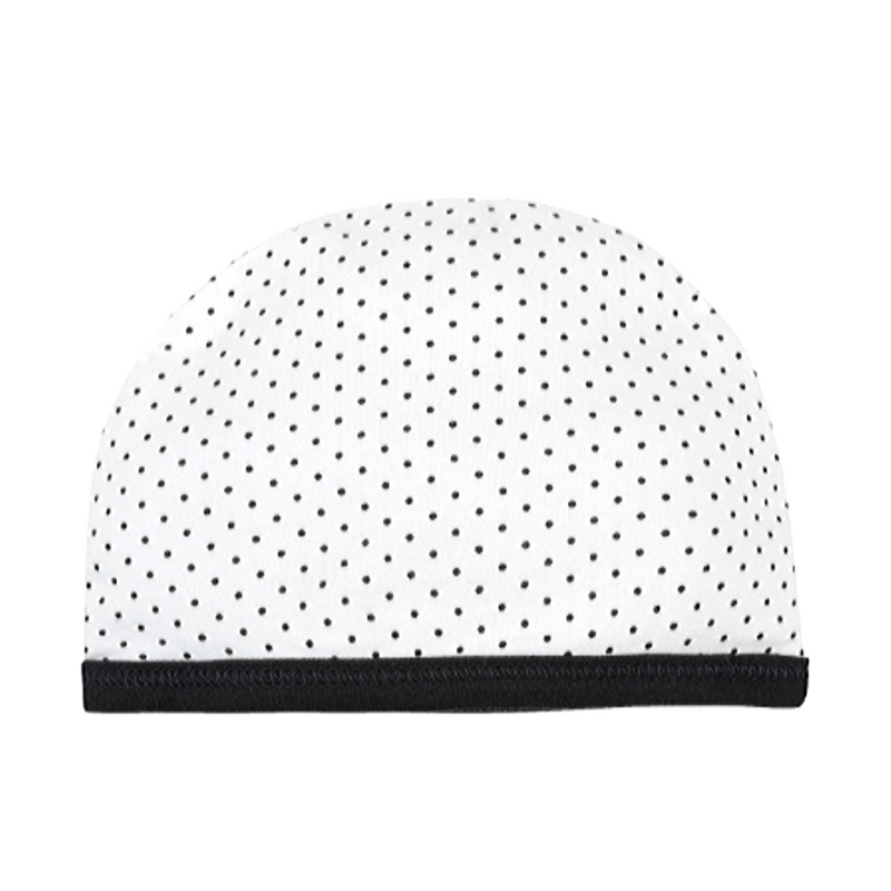 Organic Infant Beanie - WORLD OF MONOKROME