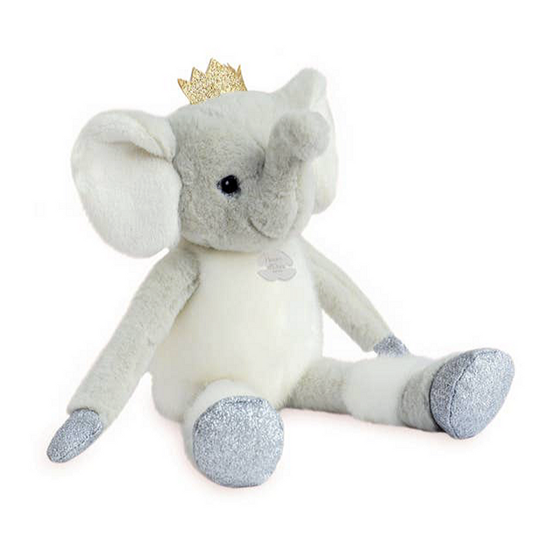Royal Elephant Plush - WORLD OF MONOKROME
