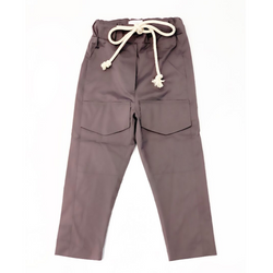 Front Pocket Trousers - WORLD OF MONOKROME