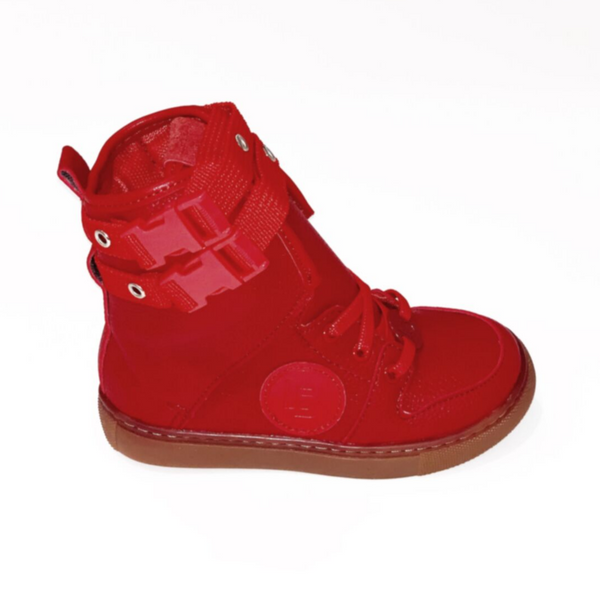 LIMITED EDITION Renegade Sneakers Red - WORLD OF MONOKROME