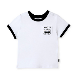 Wanted Pocket Tee