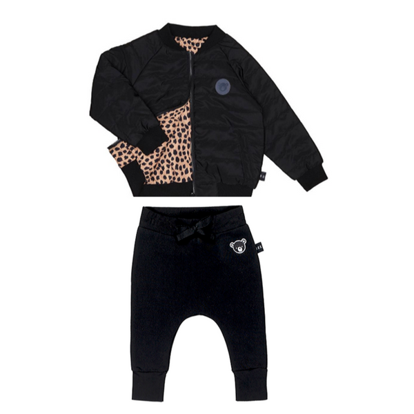 Reversible Padded Jacket & Pant Set