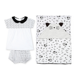 Lagerfeld Dress & Bloomers Gift Set