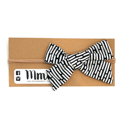 Handmade Hair Bow Lines