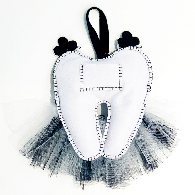 Vint Studio Tooth Fairy Pillow Ballerina