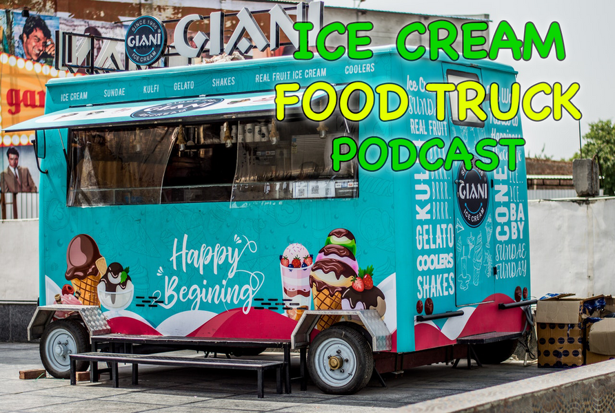 Ice cream in a food truck?