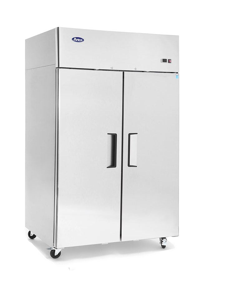 MBF8002 Top Mount (2) Two Door Freezer
