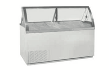 CKDC67V-Wide VisiDipper - Wide Curved Front Dipping Cabinet