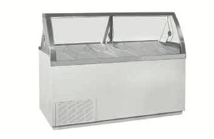 CKDC87V-Wide VisiDipper - Wide Curved Front Dipping Cabinet