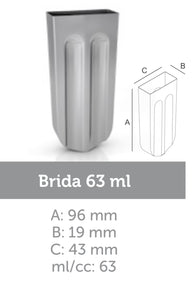 Authentic Ataforma Mold Brida 63ml