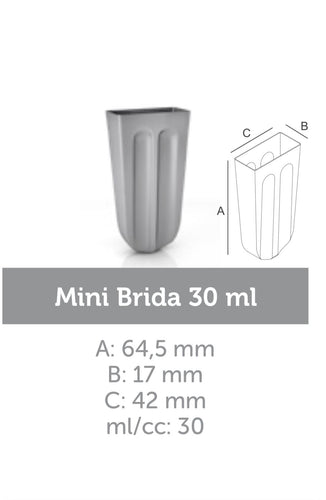 Authentic Ataforma Mold Mini Brida 30 ML