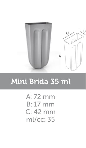 Authentic Ataforma Mold Mini Brida 35 ml