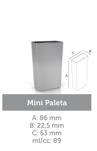 Authentic Ataforma Mold Mini Paleta
