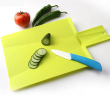 Load image into Gallery viewer, Chopping Board Plastic Folding