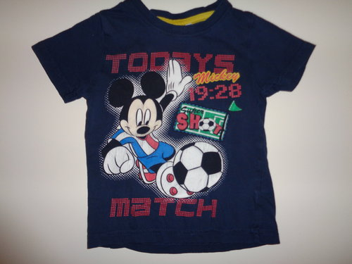 T-Shirt Gr. 74/80 .   Mickey Mouse