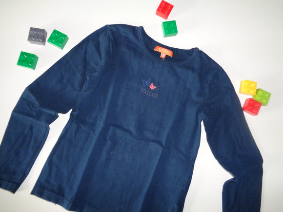 Staccato: Langarmshirt Gr. 128/134