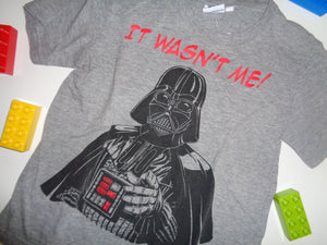 Star Wars T-Shirt Gr. 116