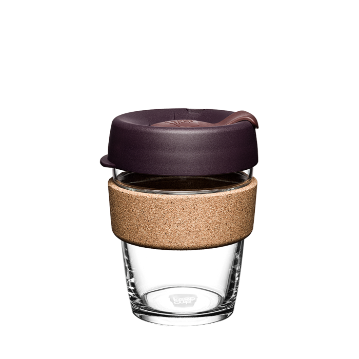 KeepCup Brew Cork - Alder - Medium 12oz / 340ml