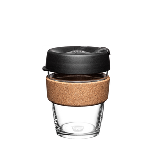 KeepCup Brew Cork - Black - Medium 12oz / 340ml