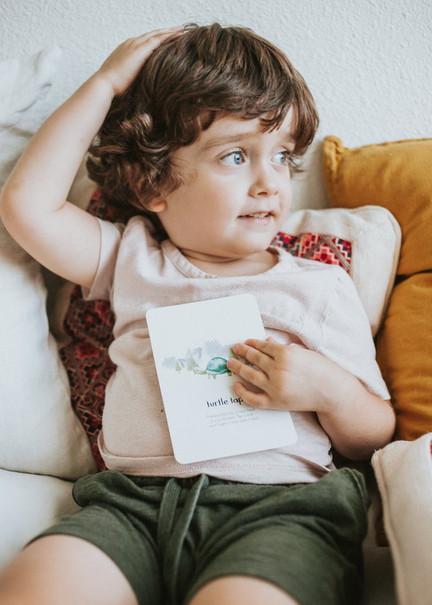 Little Renegades: Mindful Kids Activity Cards