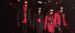 Women's Down Puffers & Parkas