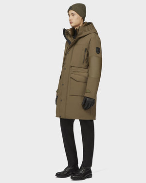 HUNTER - CA EN 6120528 LIGHT OLIVE
