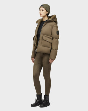 GINNY - CA EN 8120509 LIGHT OLIVE