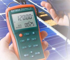 Light/Electromagnetic Meters
