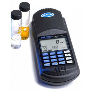 Hach DR/890 Portable Colorimeter