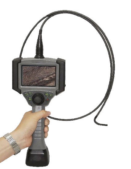 JME Technologies Portable 4 or 6mm Four Way Articulating Video Probe