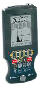 GE DMS 2 Thickness Gauge