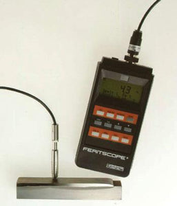 Fischer Feritscope MP30 Eddy Current and Magnetic Induction Unit