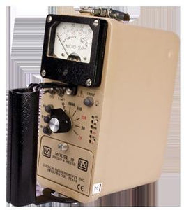 Ludlum Model 19 MicroR/Ratemeter