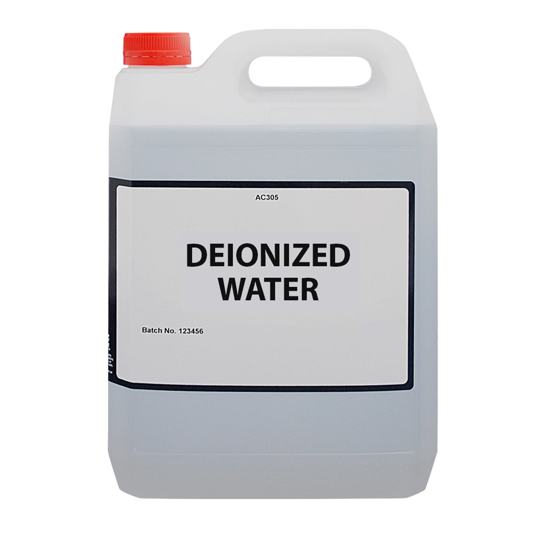 Deionized Water, UF 2.5G (10L)