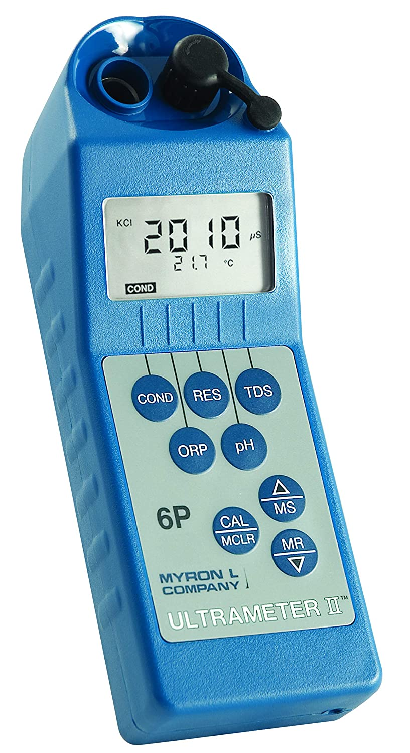 MYRON 6P WATER QUALITY TESTER