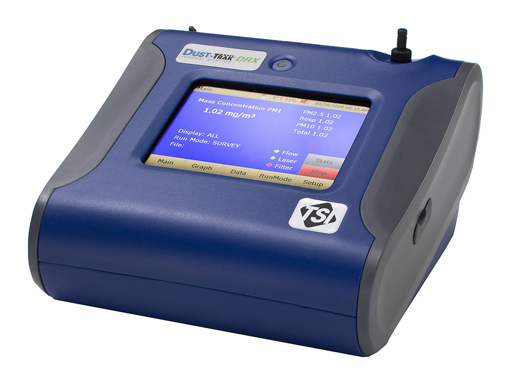TSI DUSTTRAK DRX Desktop 8533 Dust/Aerosol Monitor