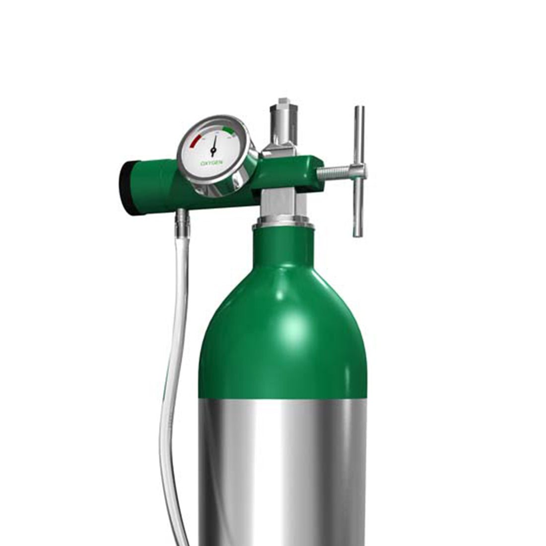 Calibration Gas - Oxygen - 4% O2/N2 - 17DS