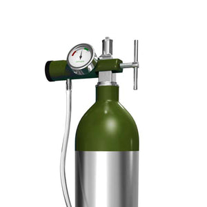Calibration Gas - Sulfur Dioxide - 5 ppm SO2/Air - 58DAL